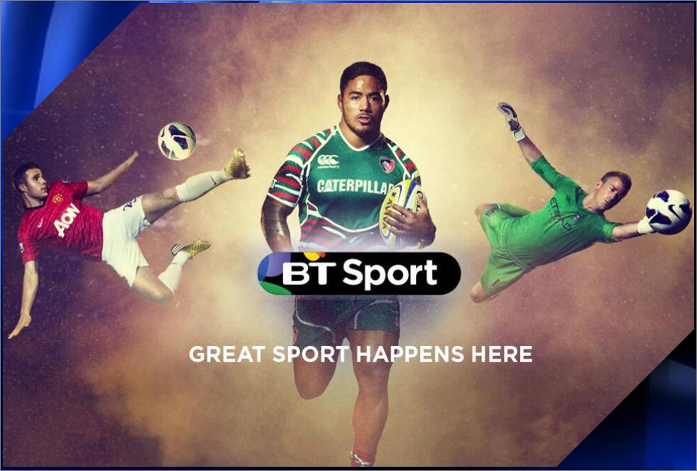 BT Sport - Carrickfergus Rugby Football Club