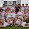 Saturday2014_Ulster Exiles Salver Winners Team