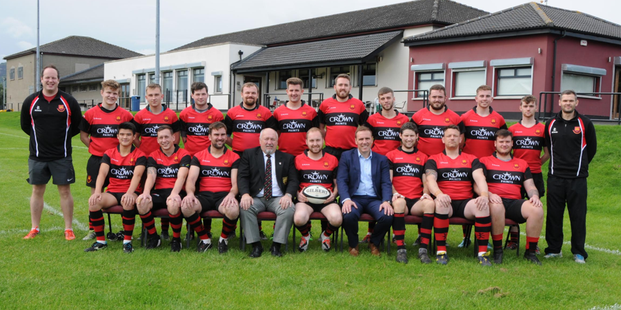 Carrick RFC 3XV