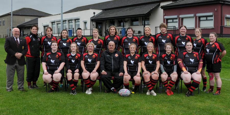 Carrick RFC Ladies Squad